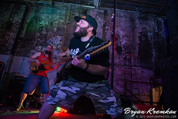 Pilfers Record Release Party Photos, The Wick, Brooklyn NY - March 14th 2015 (24)