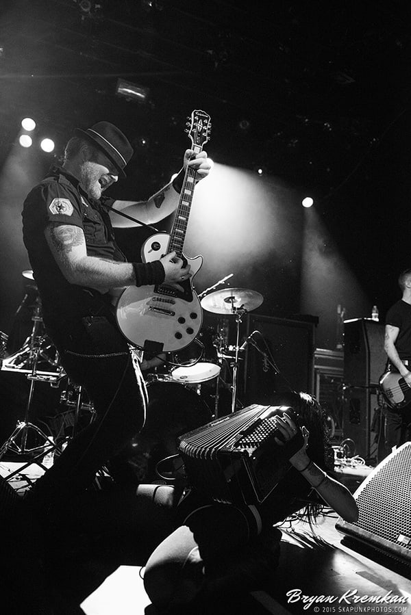 Dropkick Murphys, The Mahones, Blood or Whiskey, Bryan McPherson @ Irving Plaza (20)