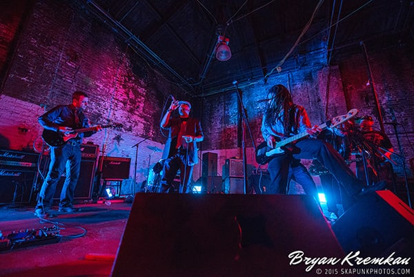 Pilfers Record Release Party Photos, The Wick, Brooklyn NY - March 14th 2015 (27)