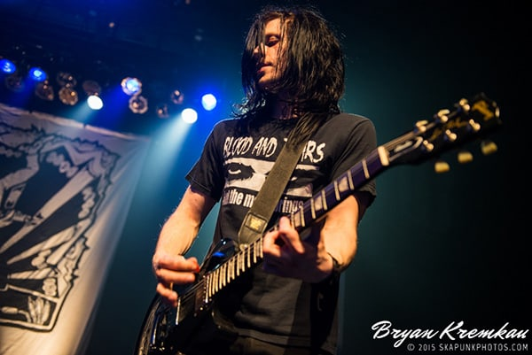 Suicide Machines, Break Anchor, Bastardous, Derek Grant, The Fad @ Gramercy Theatre, NYC (19)