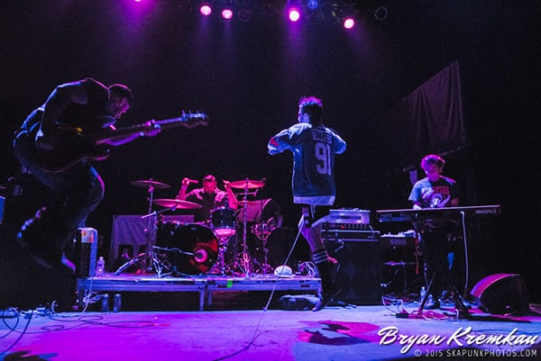 Suicide Machines, Break Anchor, Bastardous, Derek Grant, The Fad @ Gramercy Theatre, NYC (57)