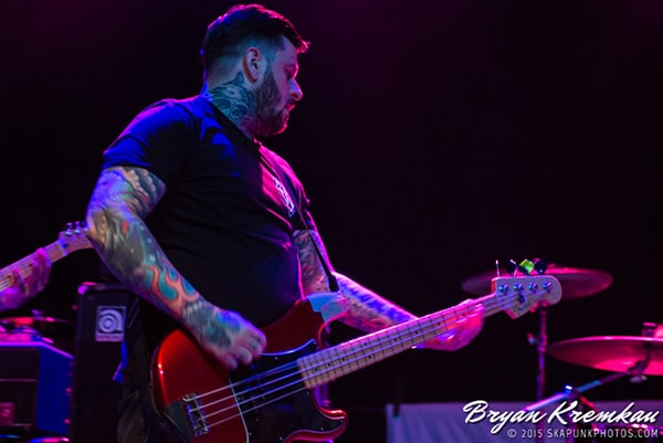 Suicide Machines, Break Anchor, Bastardous, Derek Grant, The Fad @ Gramercy Theatre, NYC (54)