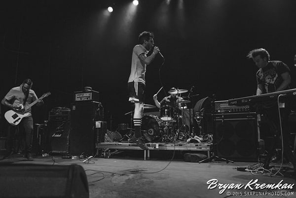 Suicide Machines, Break Anchor, Bastardous, Derek Grant, The Fad @ Gramercy Theatre, NYC (53)