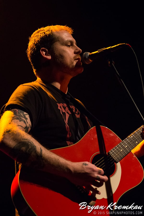 Suicide Machines, Break Anchor, Bastardous, Derek Grant, The Fad @ Gramercy Theatre, NYC (41)