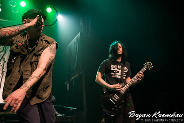 Suicide Machines, Break Anchor, Bastardous, Derek Grant, The Fad @ Gramercy Theatre, NYC (8)