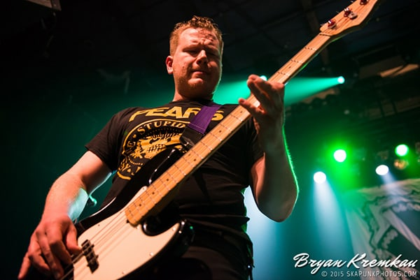 Suicide Machines, Break Anchor, Bastardous, Derek Grant, The Fad @ Gramercy Theatre, NYC (5)