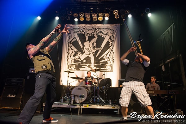 Suicide Machines, Break Anchor, Bastardous, Derek Grant, The Fad @ Gramercy Theatre, NYC (1)