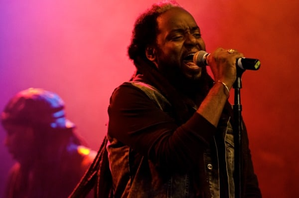 Morgan Heritage @ Highline Ballroom, NYC - photos by Matt Kremkau