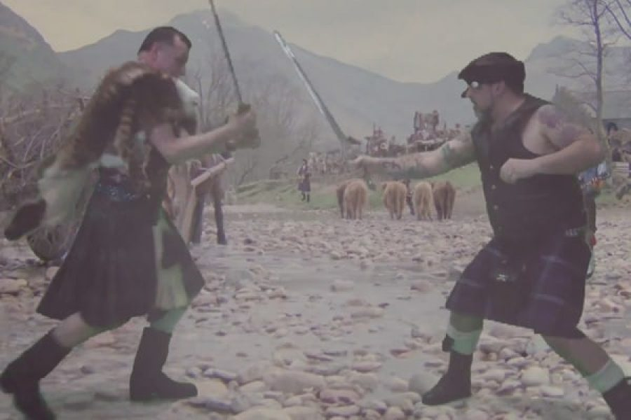 Real McKenzies - Catch Me music video