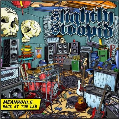 Slightly Stoopid Announces 'Meanwhile… Back At The Lab'
