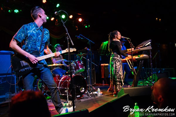 Fishbone, Easy Star All-Stars, The Skints @ Brooklyn Bowl, NY (46)