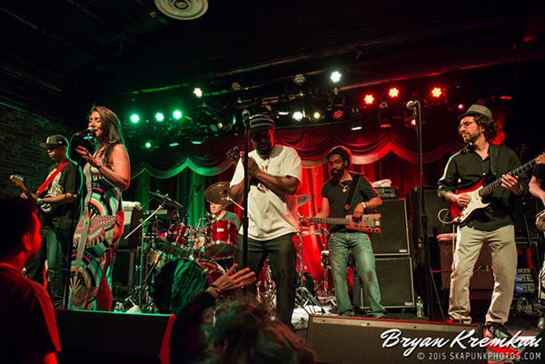 Fishbone, Easy Star All-Stars, The Skints @ Brooklyn Bowl, NY (33)