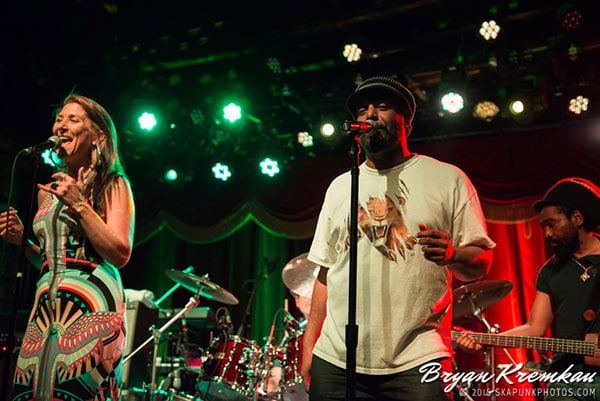 Fishbone, Easy Star All-Stars, The Skints @ Brooklyn Bowl, NY (32)