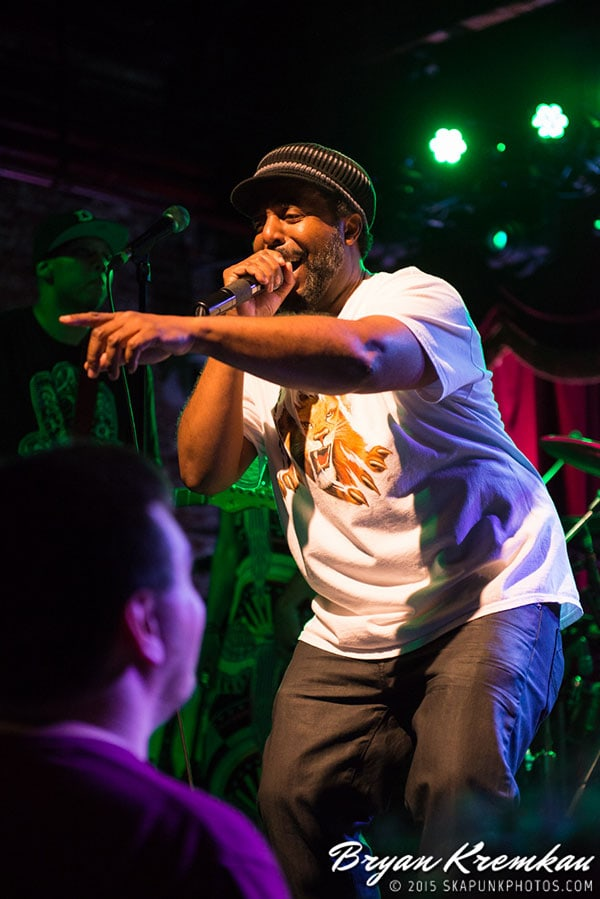 Fishbone, Easy Star All-Stars, The Skints @ Brooklyn Bowl, NY (31)