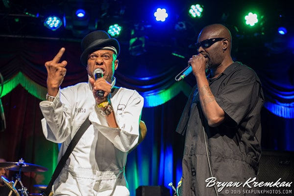 Fishbone, Easy Star All-Stars, The Skints @ Brooklyn Bowl, NY (22)