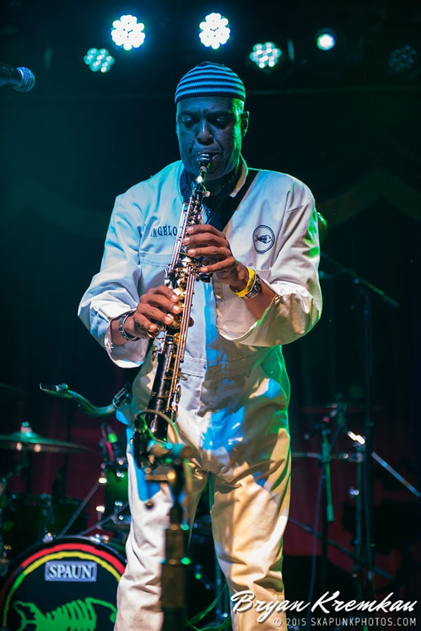 Fishbone, Easy Star All-Stars, The Skints @ Brooklyn Bowl, NY (16)