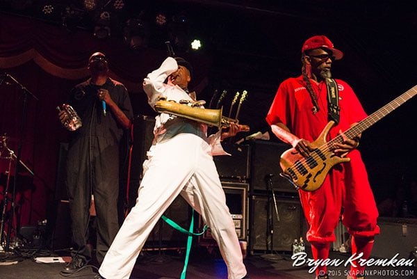 Fishbone, Easy Star All-Stars, The Skints @ Brooklyn Bowl, NY (13)
