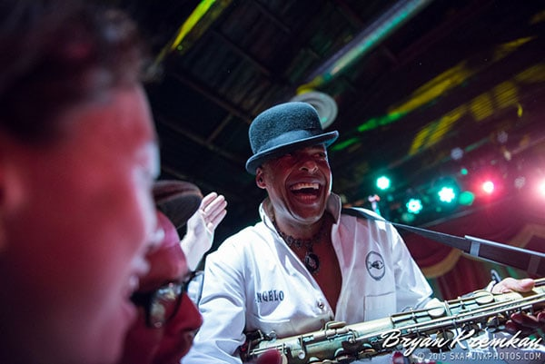Fishbone, Easy Star All-Stars, The Skints @ Brooklyn Bowl, NY (12)