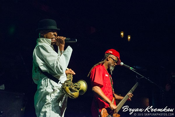 Fishbone, Easy Star All-Stars, The Skints @ Brooklyn Bowl, NY (11)