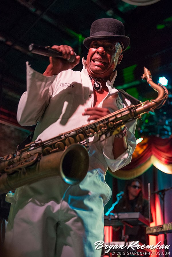 Fishbone, Easy Star All-Stars, The Skints @ Brooklyn Bowl, NY (10)