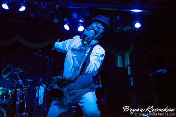 Fishbone, Easy Star All-Stars, The Skints @ Brooklyn Bowl, NY (9)