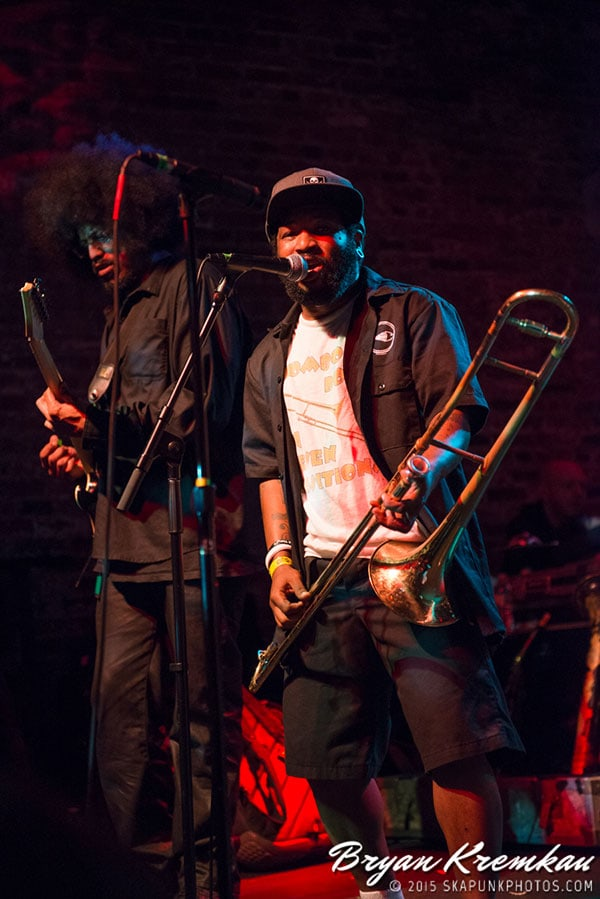 Fishbone, Easy Star All-Stars, The Skints @ Brooklyn Bowl, NY (7)