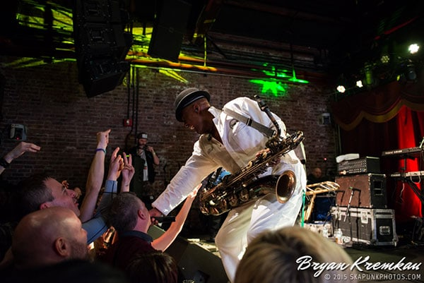 Fishbone, Easy Star All-Stars, The Skints @ Brooklyn Bowl, NY (5)