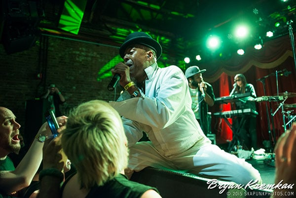 Fishbone, Easy Star All-Stars, The Skints @ Brooklyn Bowl, NY (2)