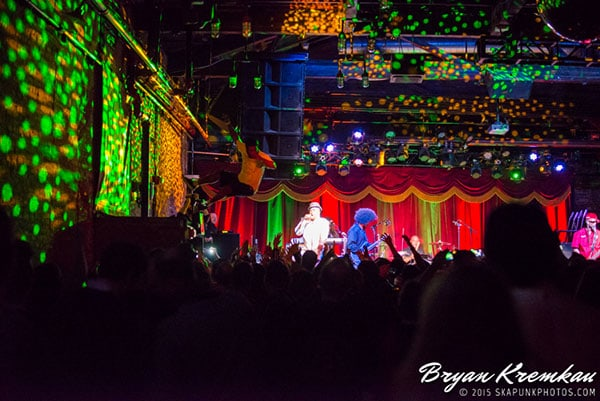 Fishbone, Easy Star All-Stars, The Skints @ Brooklyn Bowl, NY (1)