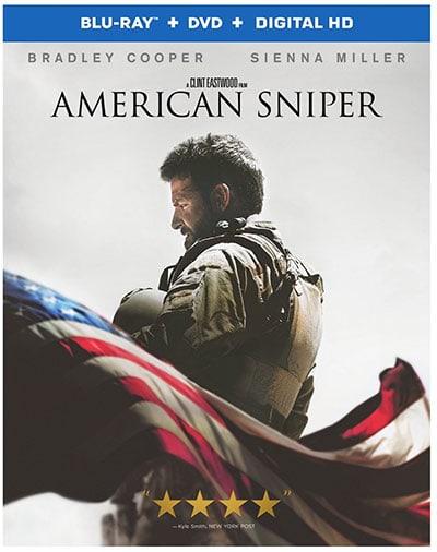 American Sniper Blu-Ray Review