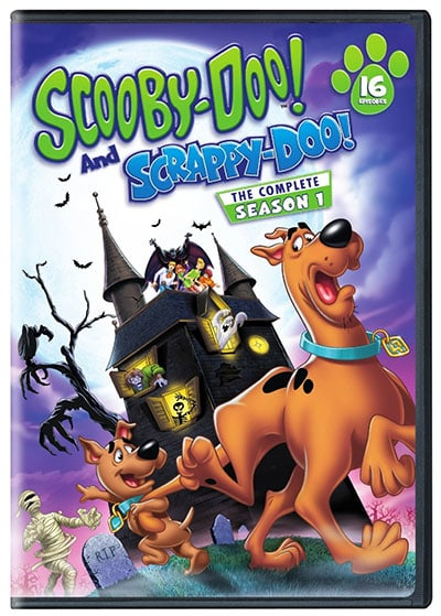 Scooby Doo And Scrappy Doo: The Complete First Season