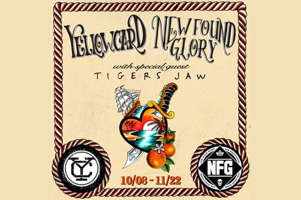 Yellowcard - New Found Glory