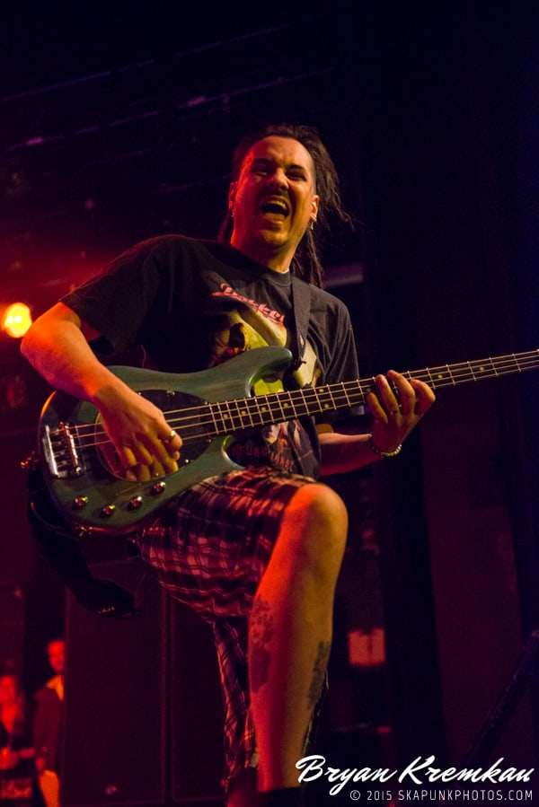 Reel Big Fish / Less Than Jake / Ballyhoo @ Best Buy Theater, NYC (64)
