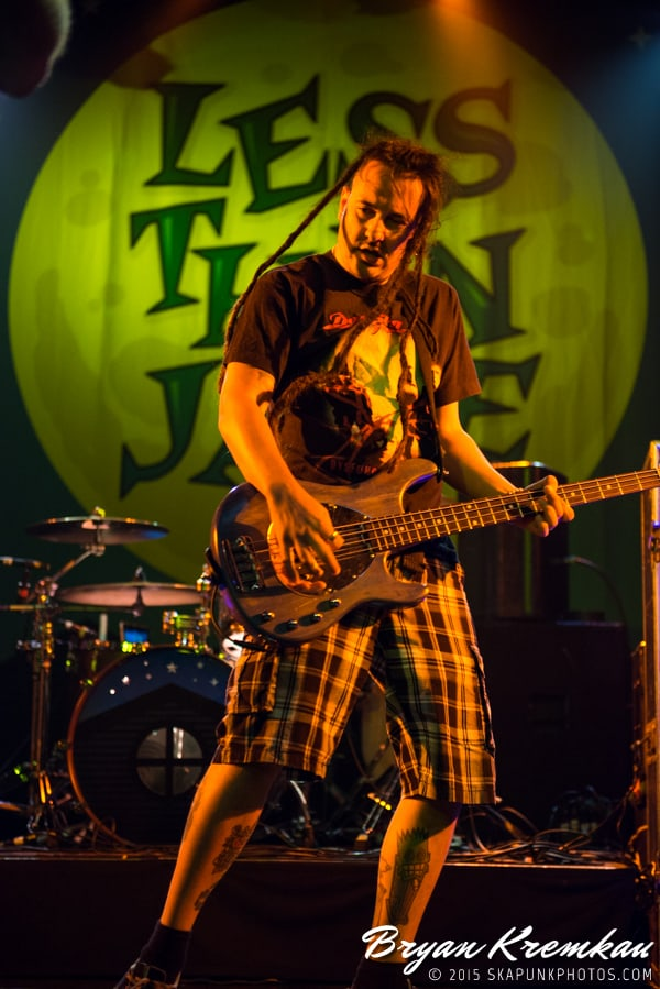 Reel Big Fish / Less Than Jake / Ballyhoo @ Best Buy Theater, NYC (60)