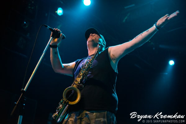 Reel Big Fish / Less Than Jake / Ballyhoo @ Best Buy Theater, NYC (55)