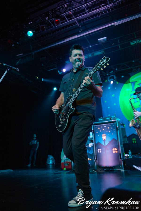 Reel Big Fish / Less Than Jake / Ballyhoo @ Best Buy Theater, NYC (52)
