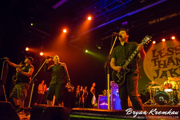 Reel Big Fish / Less Than Jake / Ballyhoo @ Best Buy Theater, NYC (43)