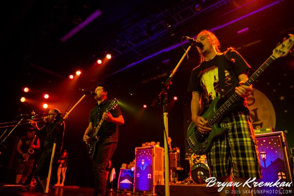 Reel Big Fish / Less Than Jake / Ballyhoo @ Best Buy Theater, NYC (39)