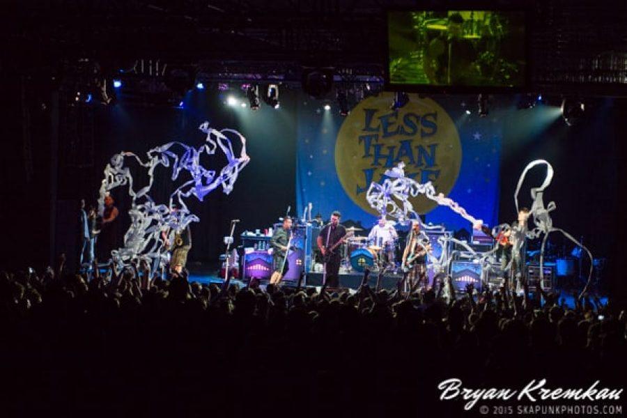 Reel Big Fish / Less Than Jake / Ballyhoo @ Best Buy Theater, NYC (38)