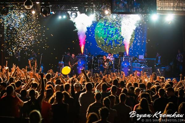 Reel Big Fish / Less Than Jake / Ballyhoo @ Best Buy Theater, NYC (34)