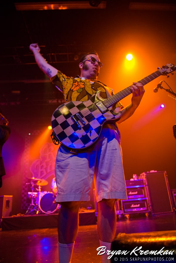 Reel Big Fish / Less Than Jake / Ballyhoo @ Best Buy Theater, NYC (31)