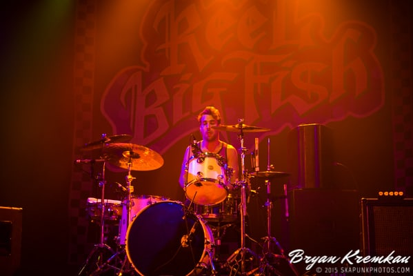 Reel Big Fish / Less Than Jake / Ballyhoo @ Best Buy Theater, NYC (29)
