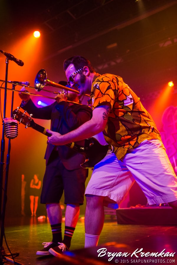 Reel Big Fish / Less Than Jake / Ballyhoo @ Best Buy Theater, NYC (27)