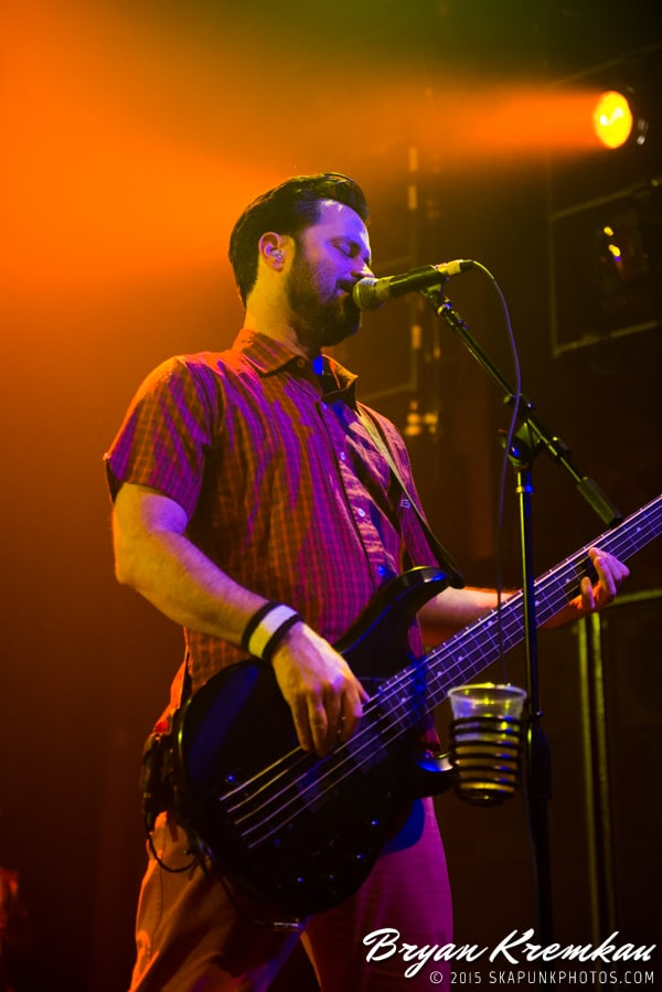 Reel Big Fish / Less Than Jake / Ballyhoo @ Best Buy Theater, NYC (26)