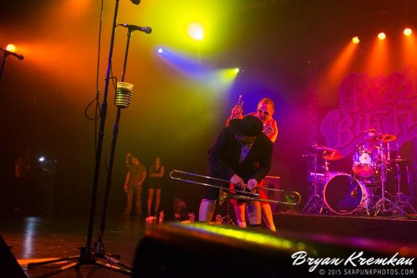 Reel Big Fish / Less Than Jake / Ballyhoo @ Best Buy Theater, NYC (23)