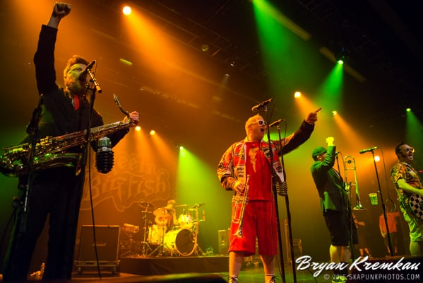 Reel Big Fish / Less Than Jake / Ballyhoo @ Best Buy Theater, NYC (20)