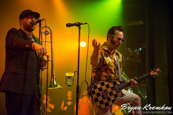 Reel Big Fish / Less Than Jake / Ballyhoo @ Best Buy Theater, NYC (19)