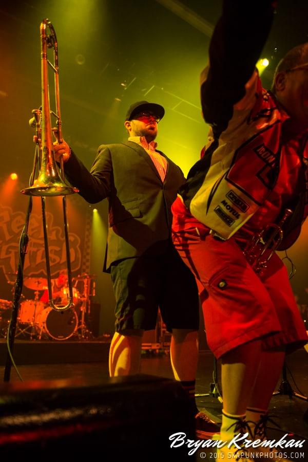 Reel Big Fish / Less Than Jake / Ballyhoo @ Best Buy Theater, NYC (17)