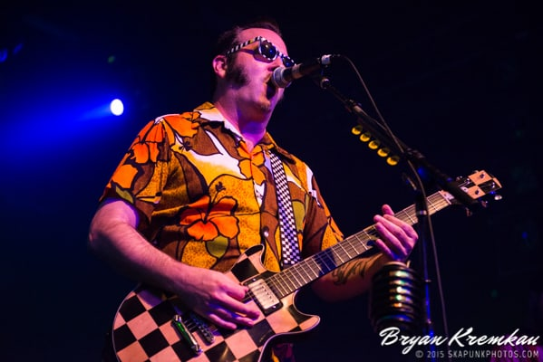 Reel Big Fish / Less Than Jake / Ballyhoo @ Best Buy Theater, NYC (15)