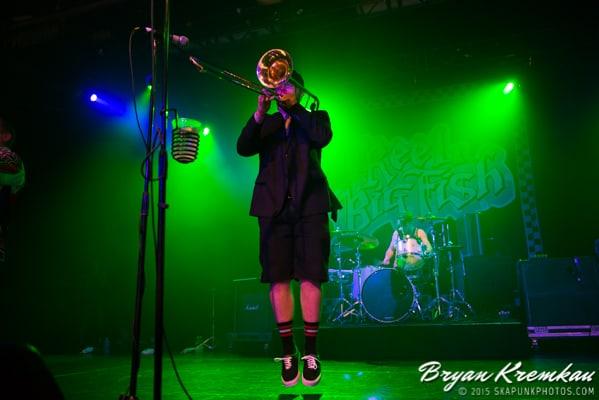 Reel Big Fish / Less Than Jake / Ballyhoo @ Best Buy Theater, NYC (14)